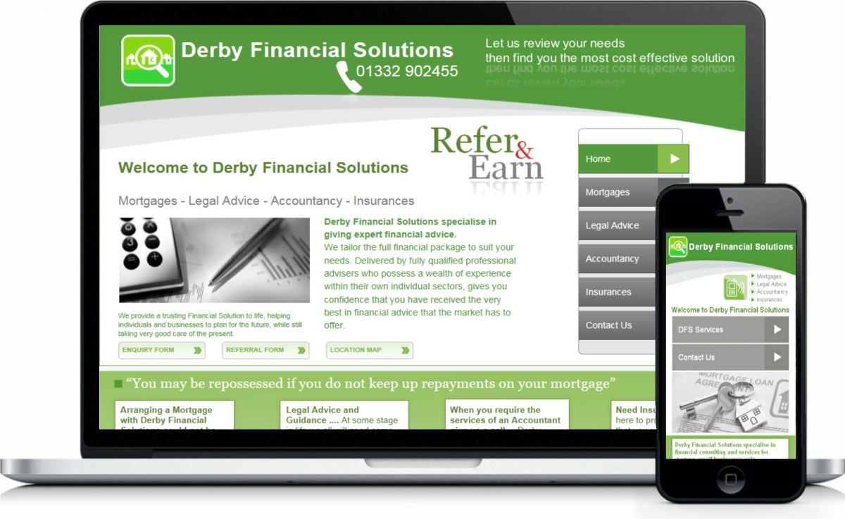 DerbyFinancialwebsite_mobile