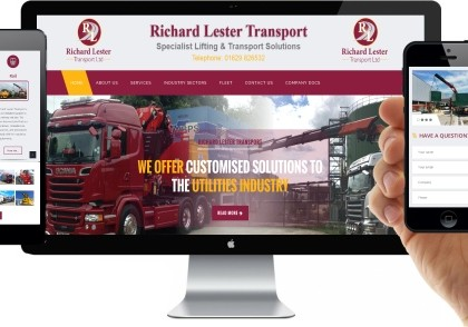 Richard Lester Transport – Abnormal Loads Transporter