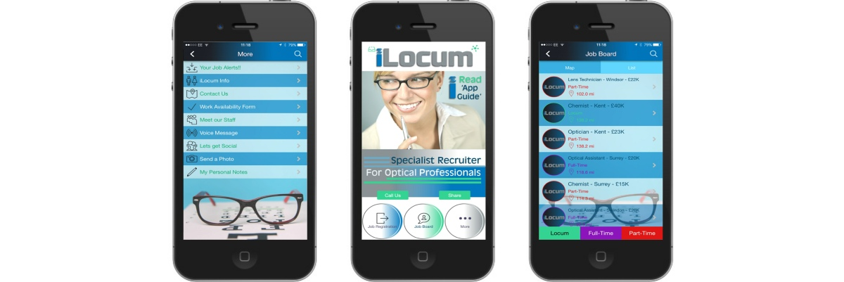 Locum recruitment