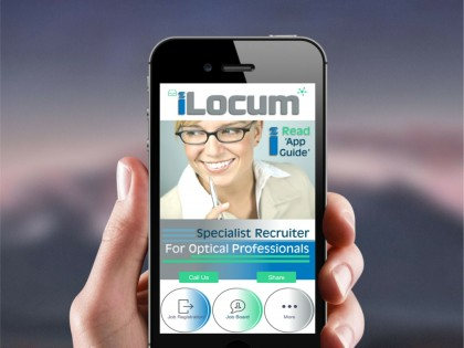 Eye4Staff – iLocum Recruitment Agency in Derby