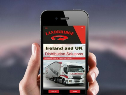 Landbridge – Logistic Service covering Ireland and UK