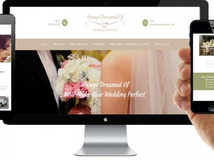 'Always Dreamed Of' – Premier Wedding Planner